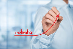 Motivation to growth Royalty Free Stock Images