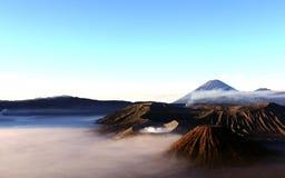 Mount Bromo, Indonesia Royalty Free Stock Photos
