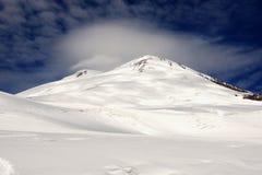 Mount Elbrus Stock Image