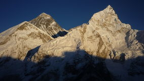 Mount Everest Royalty Free Stock Photo
