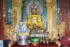 Mount Popa, Myanmar Stock Image