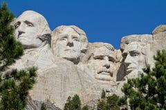 Mount Rushmore Royalty Free Stock Photos