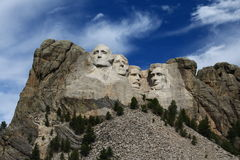 Mount Rushmore Royalty Free Stock Images
