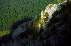 Mountain light Royalty Free Stock Image