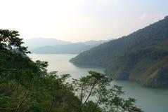 Mountain views in Taoyuan Taiwan Stock Photography