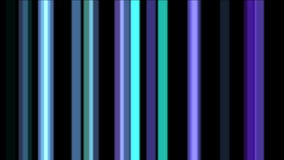 Movement of the vertical lines stock video footage