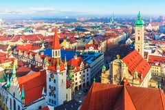 Munich, Germany Royalty Free Stock Photography