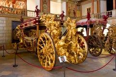 Museu dos Coches Lisbon Royalty Free Stock Photography