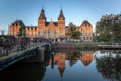 Museum Amsterdam Royalty Free Stock Image