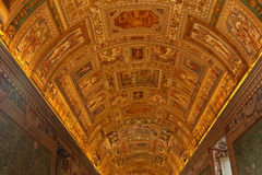 The Museum of Vatican Stock Photography