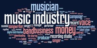 Music industry Stock Photo