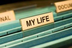 Personal Life Story Memoirs History Purpose Royalty Free Stock Photos