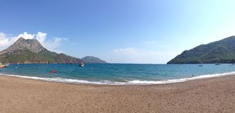 Mykonos greece serenity Stock Image