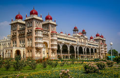 Mysore Palace Stock Photography
