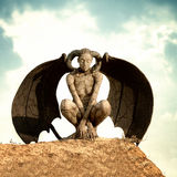 Mystic creature Royalty Free Stock Photo