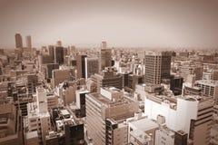 Nagoya retro Royalty Free Stock Photos