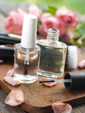 Nail varnish Royalty Free Stock Photos