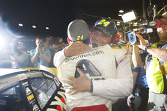 NASCAR:  Nov 22 FORD EcoBoost 400 Royalty Free Stock Photography
