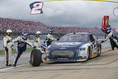 NASCAR 2013:  Sprint Cup Series Aarons 499 MAY 05 Royalty Free Stock Images