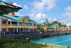 Nassau Bahamas Port Royalty Free Stock Images