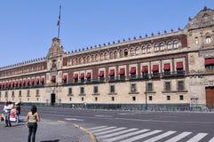 Nationaal Paleis Mexico-City Royalty-vrije Stock Fotografie