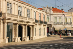 National Coach Museum. Belem Palace. Lisbon. Portugal Royalty Free Stock Images