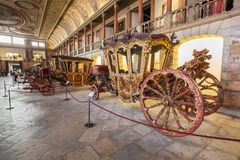 National Coach Museum Stock Photography