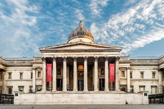 National Gallery Museum in London Stock Image