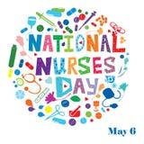 National Nurses Day Royalty Free Stock Photos