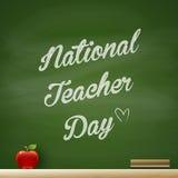 National Teacher Day Stock Photo