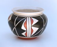 Native American Indian pottery Royalty Free Stock Photography