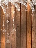 Natural Decoration for beautiful Holiday design Royalty Free Stock Images