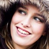 Natural Jacket Royalty Free Stock Image