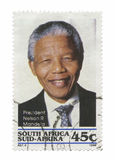 Nelson Mandela Royalty-vrije Stock Afbeeldingen