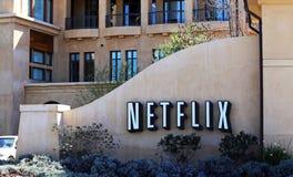 Netflix World Headquarters Royalty Free Stock Image