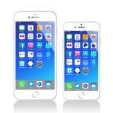 New Apple Iphone 6 Plus Royalty Free Stock Image