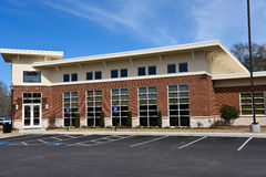 New Commercial Building Stock Image