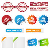 New product Stock Image
