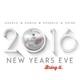 2016 New Years Eve Royalty Free Stock Images