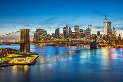 New York Immagini Stock Libere da Diritti