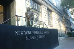 New-York Historical Society Stock Photography