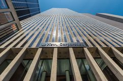 News Corp Headquarters Royalty Free Stock Images