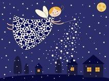 Night fairy Stock Photos