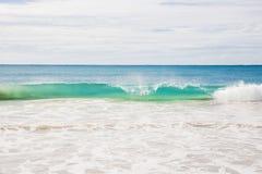 Ningaloo Australian Summer wave beach sea shore beautiful Stock Photography