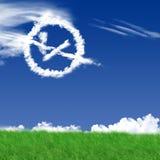 Nonsmoker Stock Image