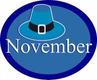 Novembro Imagens de Stock Royalty Free