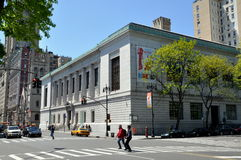 NYC: New York Historical Society Museum Royalty Free Stock Images