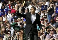Obama 08 Stock Afbeeldingen