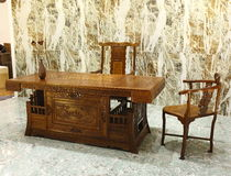 Antique office furniture Stock Photography