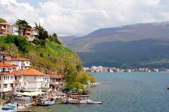 Ohrid, Macedonia Stock Photography
